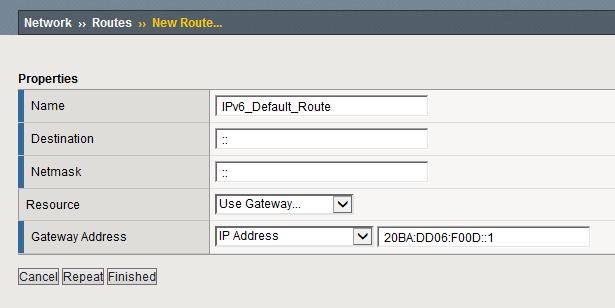 Using F5 Big-IP LTM with IPv6 - Edge Cloud