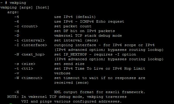 Jumbo Frames with VMware ESXi - Edge Cloud Vmware Ping Jumbo Frames