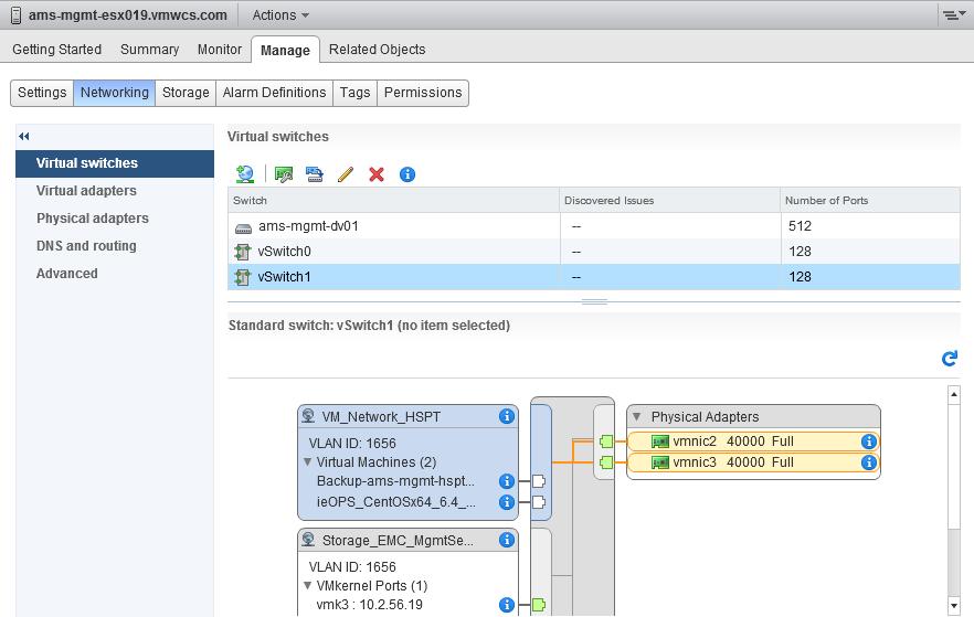Edge Cloud - Jumbo Frames with VMware ESXi